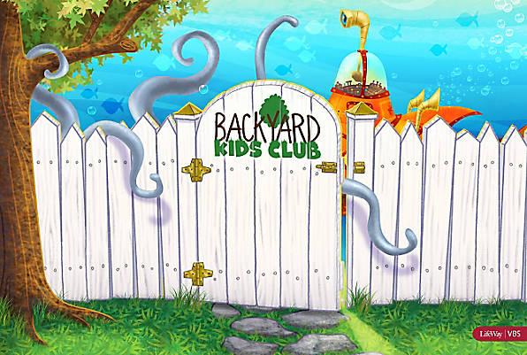 Backyard Kids Club Kit